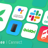 TimeTree、Slackなどの外部アプリとの連携に対応