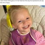 常に笑顔の3歳児 「アンジェルマン症候群を知って!」と母親(米)