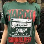 サブカル好きに刺さる「ノザキのコンビーフ缶」Tシャツが発売!