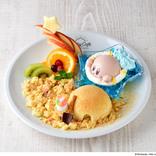 カービィカフェに新メニュー!南国気分を味わえるこんなカワイイお料理があっていいんですか!