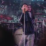 Suchmos、横浜スタジアム公演より「Miree」のライブ映像を特設サイトで公開