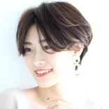 50代の面長さんに似合う髪型はこれ!小顔&若見えが叶うショートヘアカタログ