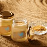 砂丘イメージのプリン!?砂状のカラメルが絶品「砂プリン」