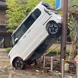 「暴れ川」氾濫から復旧に動き出す人吉市 悲しみや苦しみ封印して泥と戦う