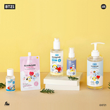 【BT21、LINE FRIENDS、うさまる】消毒用ハンドジェルが新発売!