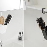 山崎実業の「洗面戸棚シリーズ」でデッドスペースを有効活用。省スペースで清潔っていいね