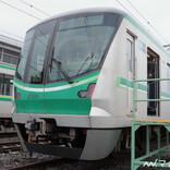 東京メトロ、抗ウイルスの取組みは - 千代田線16000系の作業を公開