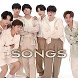 BTS『SONGS』に登場、世界中からの質問に答えるロングインタビュー&パフォーマンス