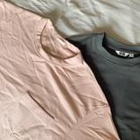 人気のユニクロとGUのオーバーサイズTを比べてみた。どちらもゆるっと着られる夏の味方だね|マイ定番スタイル