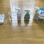 床のベタつきを解消したい!掃除法を徹底検証、よかった洗剤と道具は?