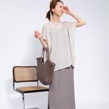 グレーTシャツのコーデ特集【2020】大人女性の地味見えしない着こなしを紹介!