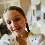 ベッカム家末っ子ハーパーちゃんが9歳に 家族全員が「愛してる」とメッセージ