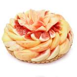 どれ食べる?「桃たっぷりケーキ」絶品4品が集合♪【カフェコムサ】