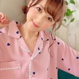 小松彩夏、お気に入りパジャマ姿披露にファン大絶賛!