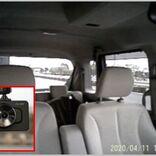 サブカメラ一体型ドラレコが撮影できる範囲は?