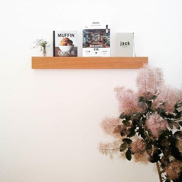 本の見せる収納アイデア10
