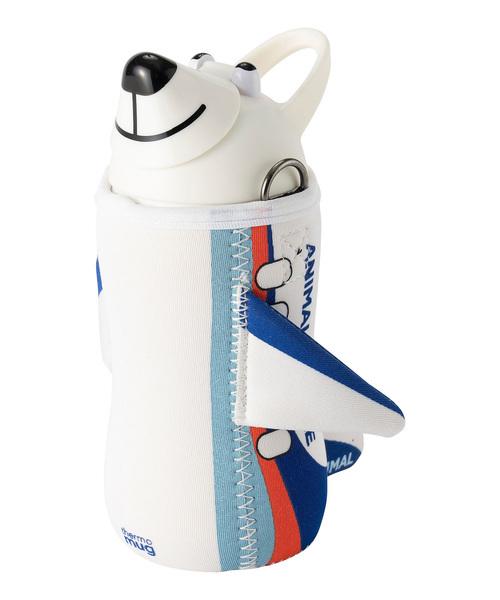 可愛いアニマルデザインのボトル