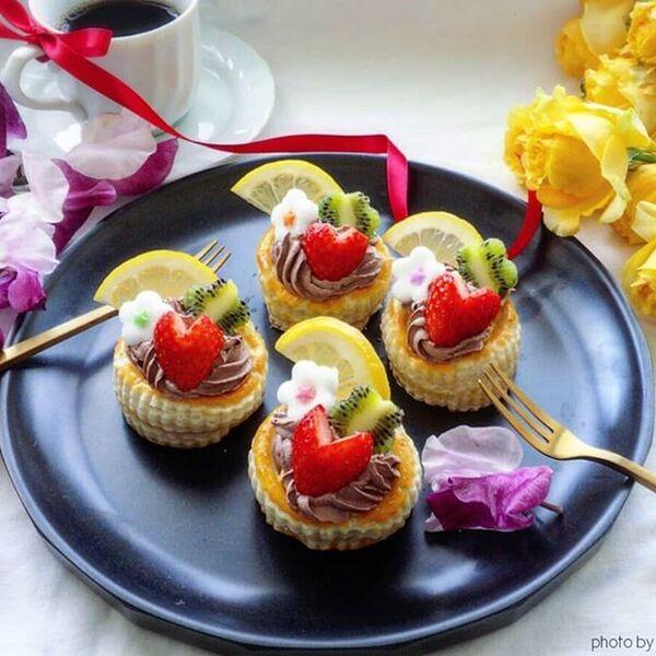 レモンスイーツレシピ【焼き菓子】4