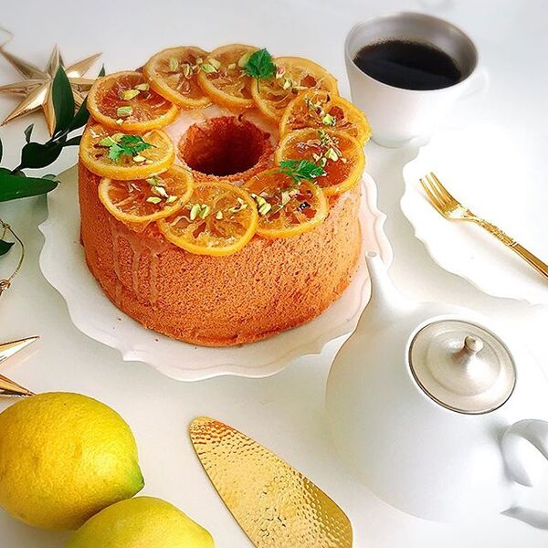 レモンスイーツレシピ【その他ケーキ】