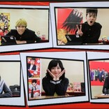 """賀来賢人 『今日から俺は!!』共演者に""""男気""""「いっぱいお肉食べさせてくれる」"""