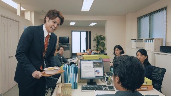 ドラマ「U.F.O.たべタイムリープ」未公開カット