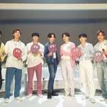 BTS、韓国からリモート出演 坂口健太郎もコメント寄せる
