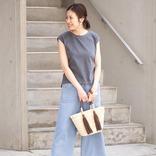 汗ジミ防止や接触冷感♡夏の快適ファッションは高機能トップスにおまかせ!