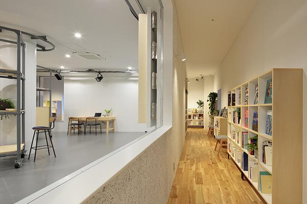 アーカイブエリア 提供:Dance Base Yokohama