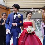 田中圭、土屋太鳳と3度目共演で結婚式! 「相変わらず天使のよう」