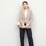 ジャケットの秋コーデ【2020】大人女性のおしゃれをもっと楽しむスタイルを紹介♪