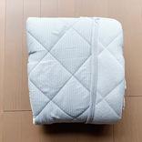 ニトリの冷感寝具、もう手放せない。ひんやり感で熟睡度ってこんなに変わるんだ|マイ定番スタイル