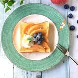 桃を使ったスイーツレシピ特集!あま~い人気デザートがお家で簡単に作れる♪