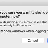 フリーズしたMacを強制終了する3つの方法