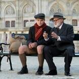 名優ブルーノ・ガンツ、恋の苦しみに効く3つの処方を伝授『17歳のウィーン』本編映像