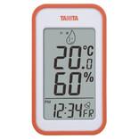 熱中症対策や省エネに。どこでもパッとチェックできるタニタの温湿度計