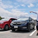 新車で550万円のCR-Vか?中古で20万円のHR-Vか? カーマニアの結論