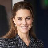 英キャサリン妃、ルイ王子は「なんでも抱きしめたくなるの」