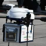 遠隔診療&ドローンで薬配送 ANAら9者が旭川で実証実験、一般道の横断飛行も