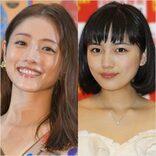 石原さとみ、川口春奈「倍返し」の美女たちの「V字回復」物語を渾身レポート!