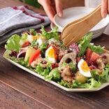 サラダの簡単レシピ特集!初心者さんもパパッと出来る美味しい作り方をご紹介!
