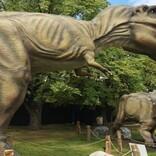 僕だけのジュラシック・パークが作れる! 等身大のアニマトロニクス恐竜がオークションに出てるよ