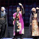 崎山つばさ、鈴木拡樹からバトン「堂々と演じないと」 久々の舞台で感慨