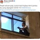 「母に会いたい」病院の壁を登り、2階窓から母の最期を見守った息子(パレスチナ)