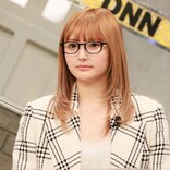 安斉かれん、珍しいメガネ姿 『脱力タイムズ』初出演は「普通に楽しんじゃいました」
