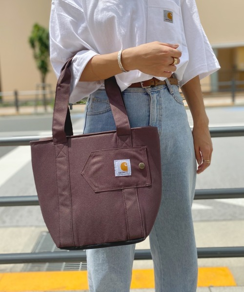 [Outfitter lab] 【Carhartt】カーハート ランチ トート Lunch Tote クーラー バッグ