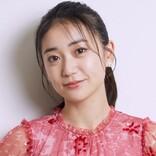 大島優子、赤ちょうちんを手にニッコリ 『タラレバ娘』オフショット公開