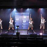 SKE48 10期生林美澪ら6名が劇場デビュー、斉藤真木子&江籠裕奈も見届け
