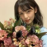 「お花の妖精」道重さゆみ、花束を抱えた自撮りSHOT公開し反響「美人さが増していってる」