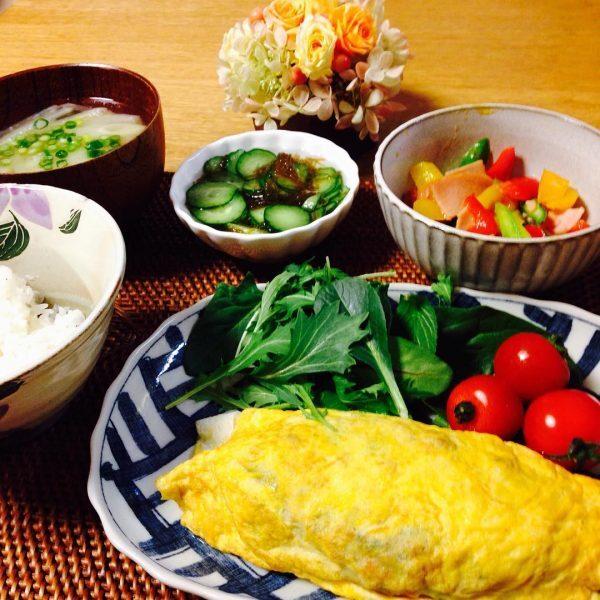 洋食の基本の卵料理レシピ!オムレツ