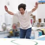 内村光良55歳、跳馬の難関技に挑戦 数回の練習でボロボロに…